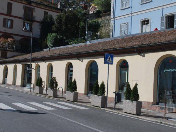 Pavintelvi Argegno Como Show Room